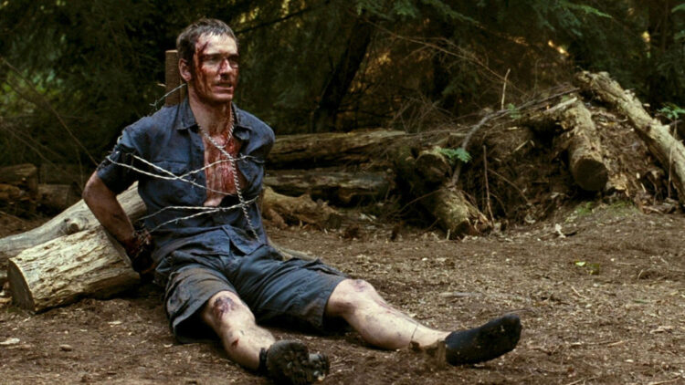 Michael Fassbender - Eden Lake: Gyilkos kilátások (Fotó: Bloody Disgusting)