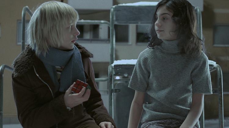 Kare Hedebrant, Lina Leandersson - Engedj be! (Fotó: IMDb)