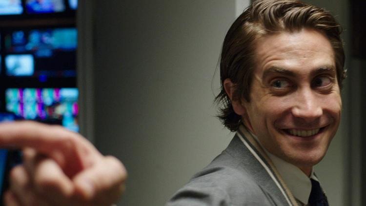 Jake Gyllenhaal - Éjjeli féreg (Fotó: Industrial Scripts)