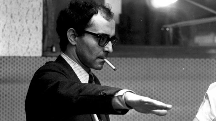 Jean-Luc Godard (Fotó: Good Short Films)