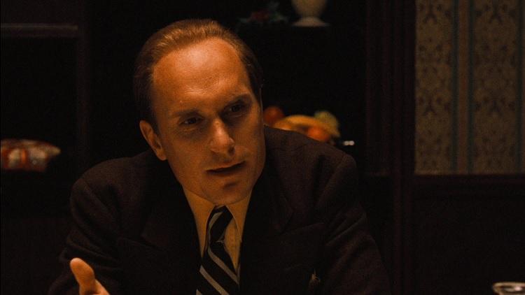 Robert Duvall - A keresztapa (Fotó: The Cinemaholic)