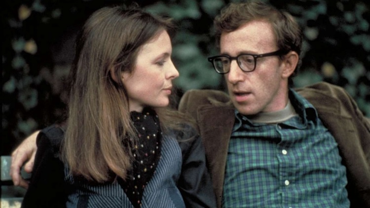 Diane Keaton, Woody Allen - Annie Hall (Fotó: IMDb)
